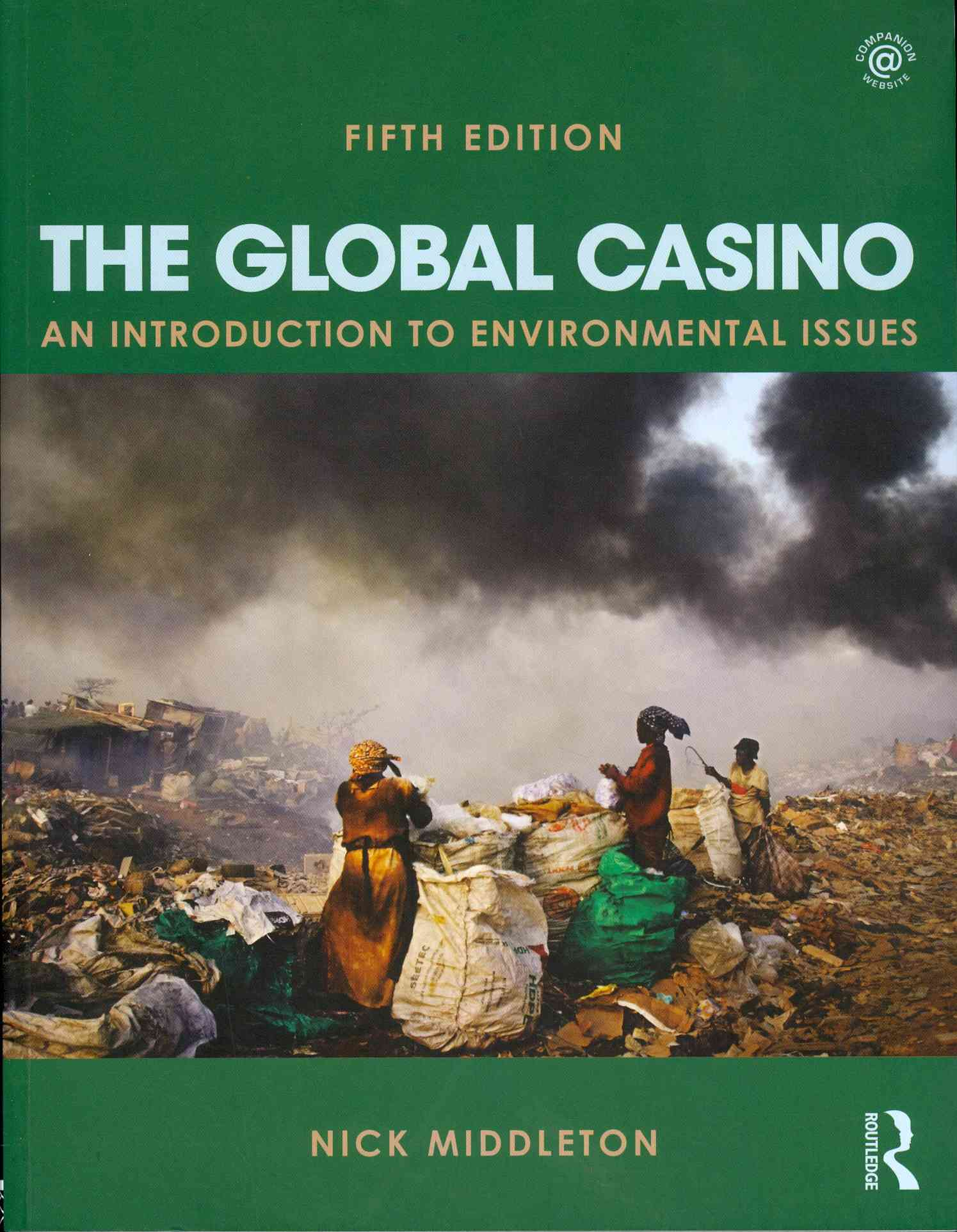 The Global Casino By Middleton, Nick